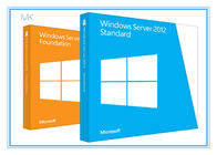Chine Clients de l'Édition standard 64bit 5 de versions du serveur 2012 de Microsoft Windows usine