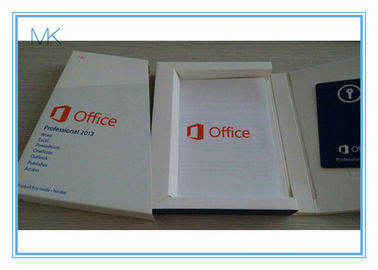 Carte 2013, MS Office 2013 principale de produit de Microsoft Office pro plus l'activation en ligne