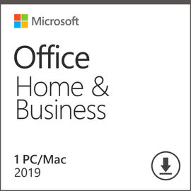 1 maison d'ordinateur et affaires MS Office 2019 avec Word/Excel/PowerPoint